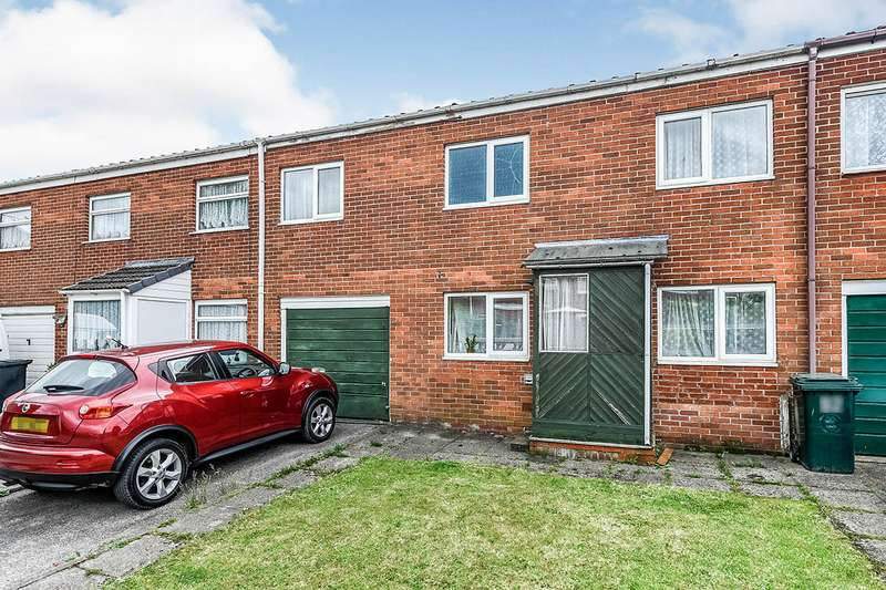 3 Bedrooms Terraced House for sale in Carfield, Skelmersdale, WN8