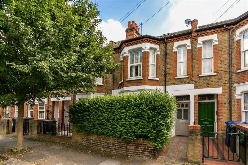 3 Bedrooms Maisonette Flat for sale in Clovelly Road, Chiswick, W4