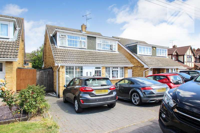 4 Bedrooms Detached House for sale in Friern Gardens, Wickford