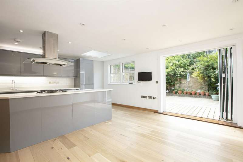 3 Bedrooms Terraced House for sale in Stories Mews, Camberwell, SE5