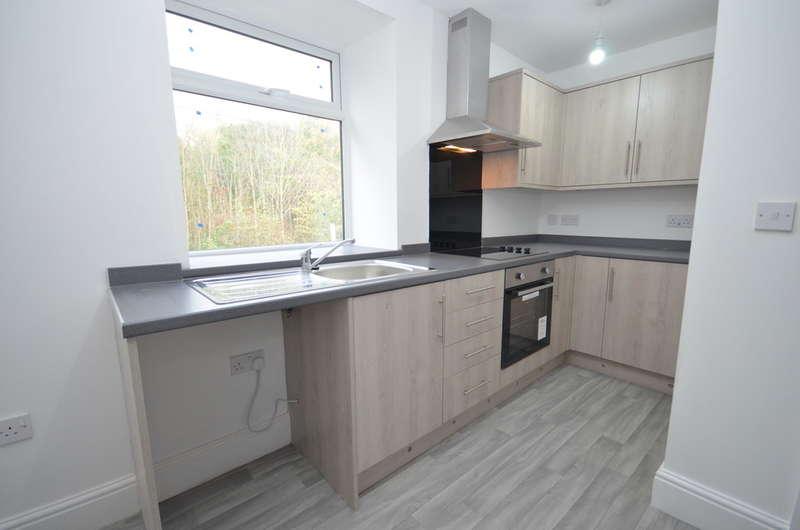 1 Bedroom Flat for rent in Stunning Flat Duckworth Street, Darwen
