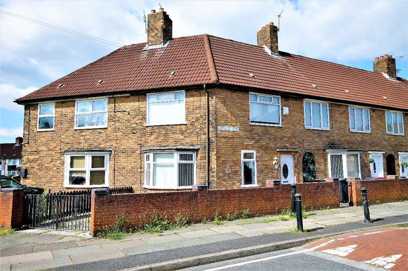 3 Bedrooms Terraced House for rent in Hillside Avenue Huyton L36