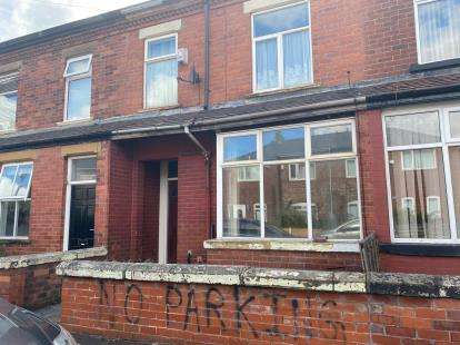 3 Bedrooms Terraced House for sale in Whitby Avenue, Manchester, Greater Manchester, Uk