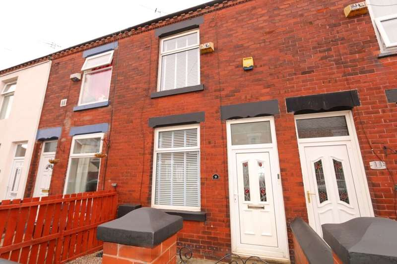 2 Bedrooms Terraced House for rent in Highfield Street, Denton, Manchester, M34