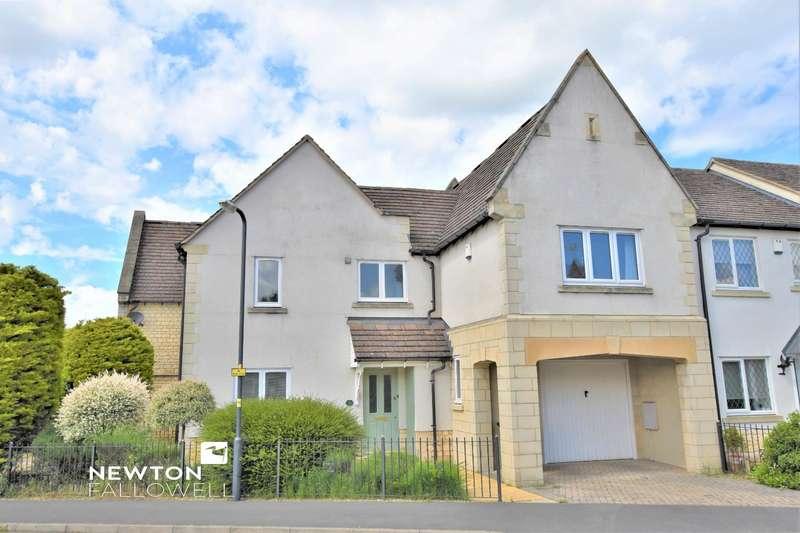 4 Bedrooms Town House for sale in Garratt Road, Stamford