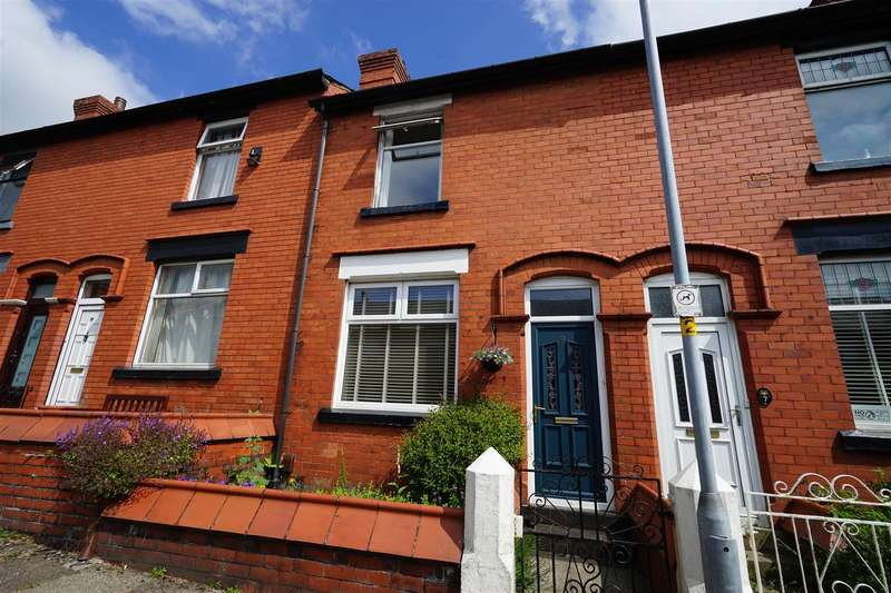 3 Bedrooms Terraced House for sale in St Annes Road, Horwich, Bolton