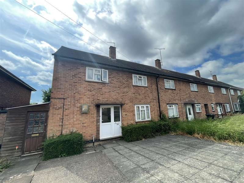 3 Bedrooms Town House for sale in Sharpley Road, Loughborough, LE11 4PW