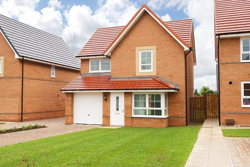 3 Bedrooms House for sale in Cheadle, Drovers Court, Great North Road, Micklefield, LEEDS, LS25 4AQ