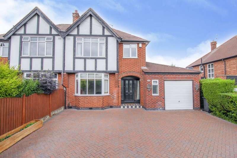 3 Bedrooms Semi Detached House for rent in Bramcote Lane, Beeston, Nottingham, NG9 4EU