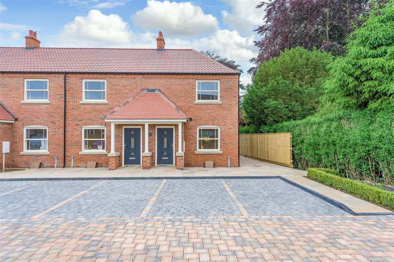 3 Bedrooms End Of Terrace House for sale in Station Road, Kirton, Boston
