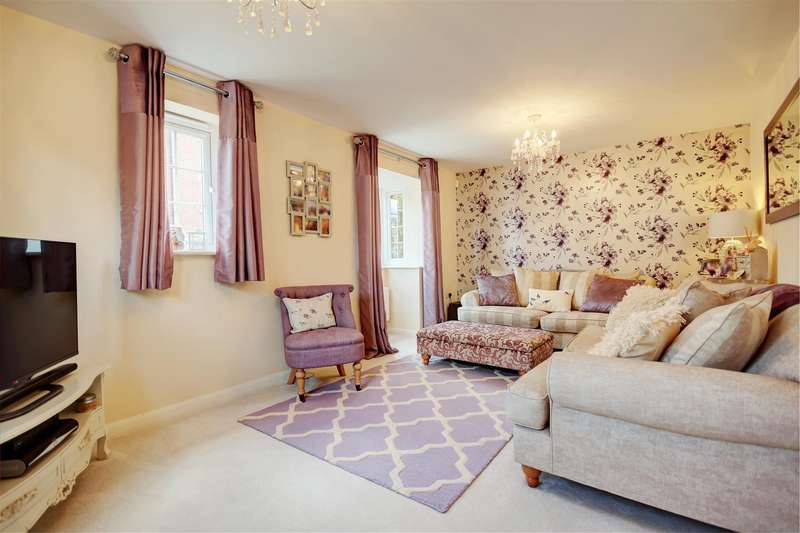 3 Bedrooms Detached House for sale in Kibworth Harcourt