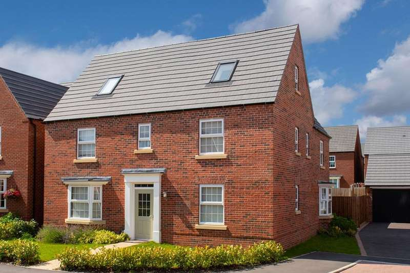5 Bedrooms House for sale in Moorecroft, DWH at Romans Quarter, Dunsmore Avenue, Bingham, NOTTINGHAM, NG13 8HP