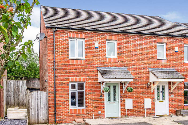 3 Bedrooms Semi Detached House for sale in Brattice Drive, Pendlebury, M27