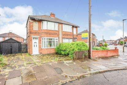 3 Bedrooms Semi Detached House for sale in Brackenthwaite, Leicester