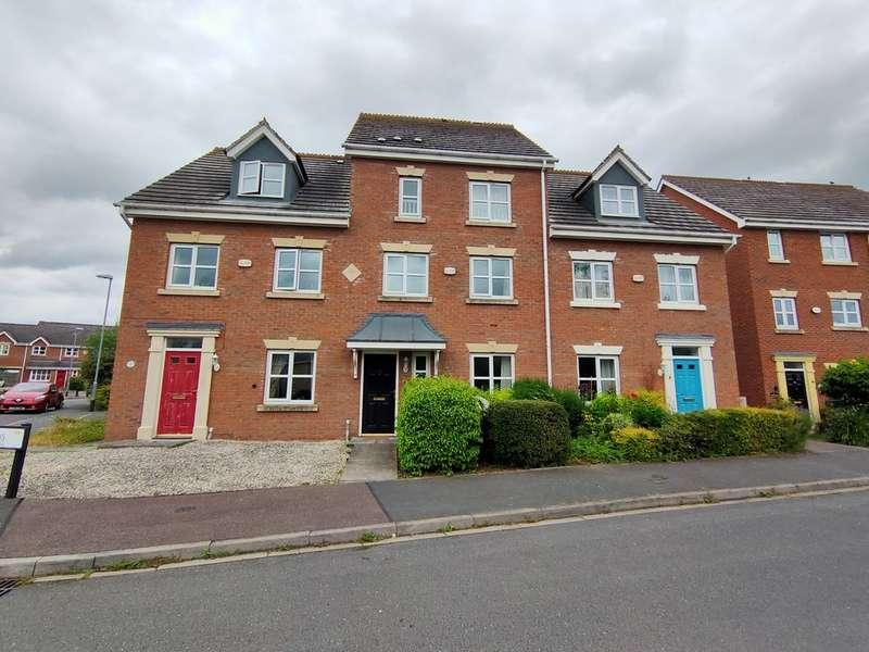 3 Bedrooms Town House for sale in Osier Fields, East Leake