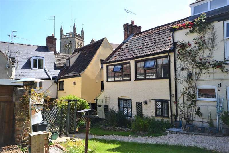 2 Bedrooms Cottage House for sale in Hill Court,Silver Street, Dursley, GL11 4ND