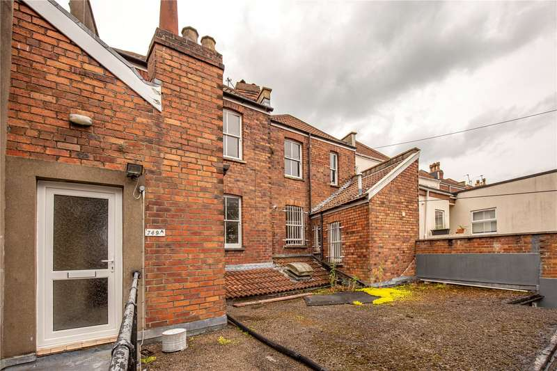 2 Bedrooms Property for sale in Fishponds Road, Fishponds, Bristol BS16