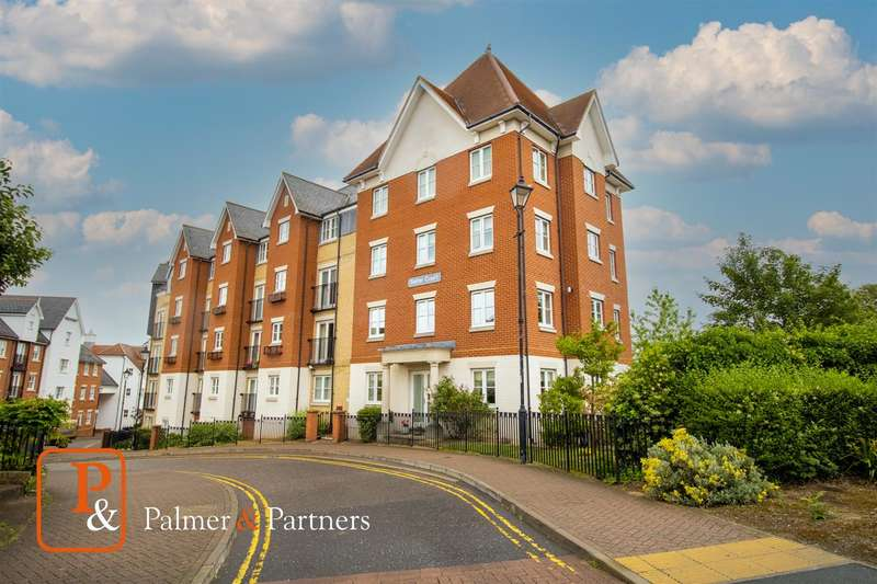 1 Bedroom Apartment Flat for sale in Salter Court, St Marys Field, Colchester, CO3