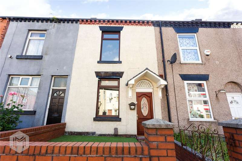 2 Bedrooms Terraced House for sale in Morris Green Lane, Bolton, BL3