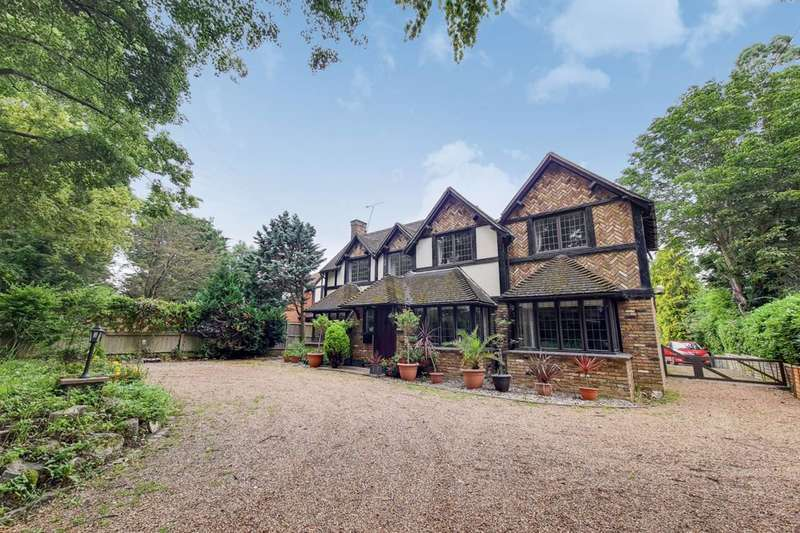 5 Bedrooms Detached House for sale in Kinghorn Lane, Maidenhead, SL6