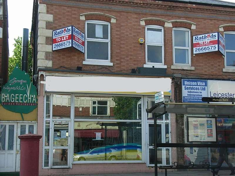 Commercial Property for rent in Melton Road, Leicester, LE4