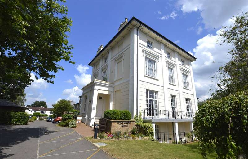 2 Bedrooms Flat for sale in Homespring House, Pittville Circus Road, Cheltenham, Gloucestershire, GL52