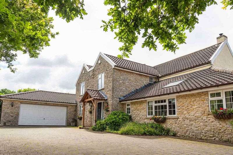 4 Bedrooms Detached House for sale in Charlton Fields Farm Charlton Road Keynsham, Bristol