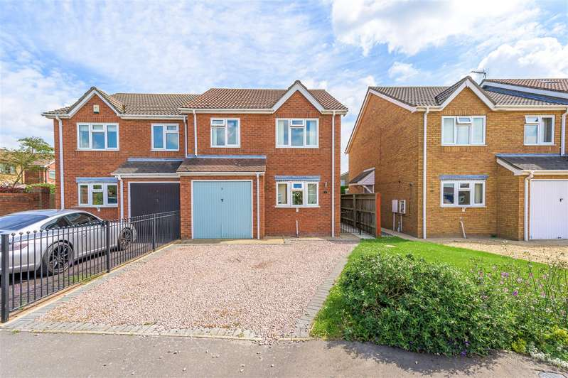 3 Bedrooms Semi Detached House for sale in Vinters Way, Butterwick, Boston