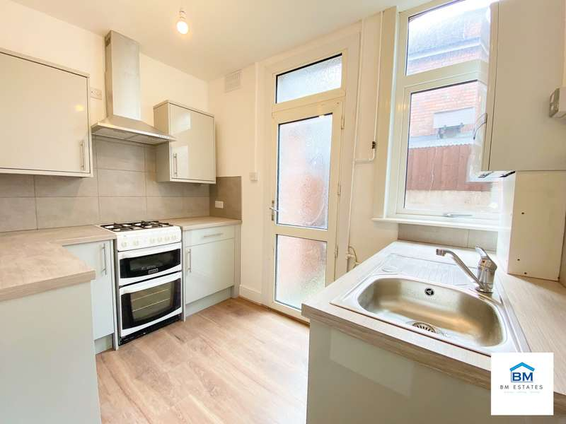 1 Bedroom Studio Flat for rent in Uppingham Road, Leicester, LE5