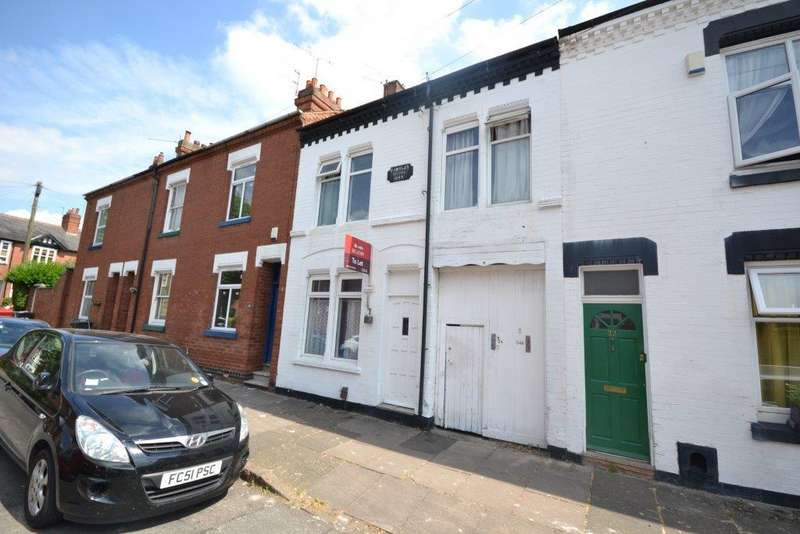 5 Bedrooms Terraced House for sale in Edward Road, Leicester