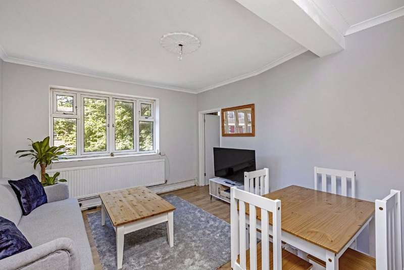 3 Bedrooms Flat for rent in Stockwell Gardens Estate, LONDON