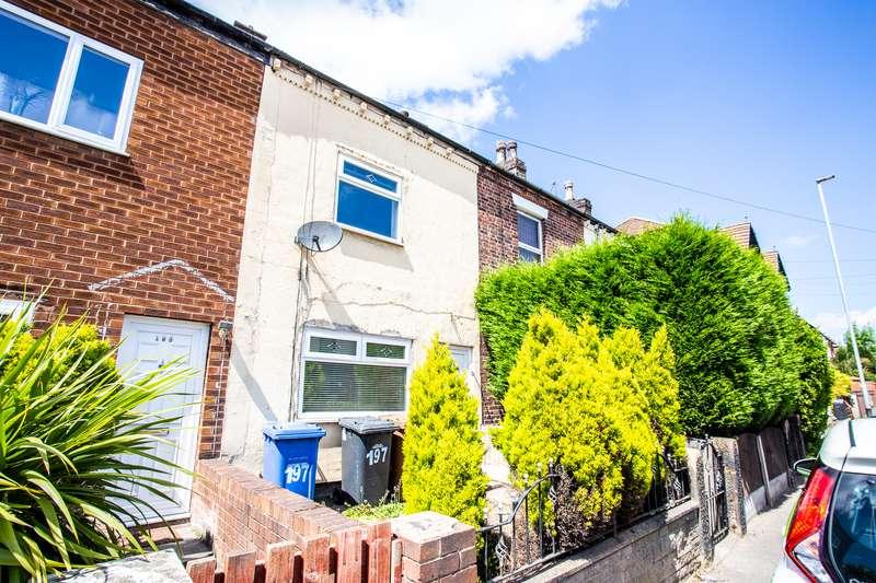 2 Bedrooms Terraced House for rent in Moorside Road, Swinton