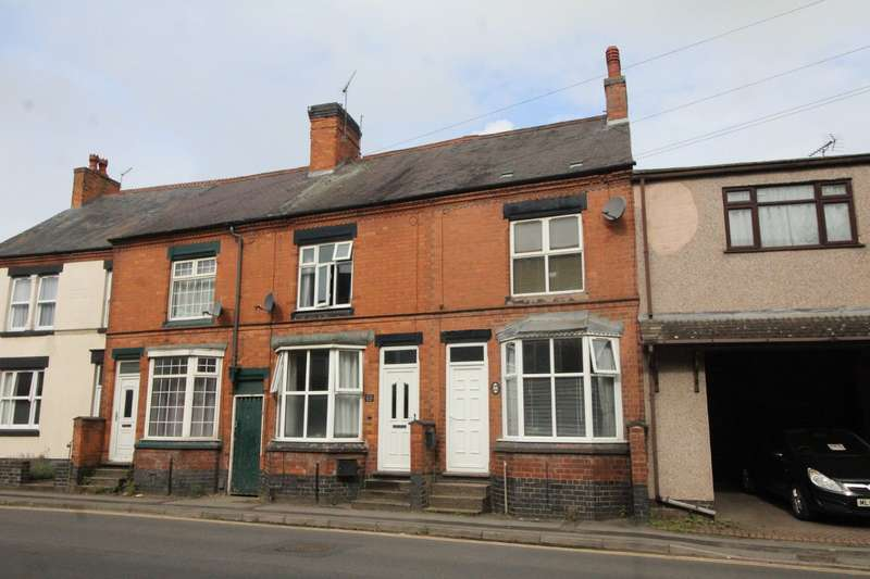 2 Bedrooms House for sale in High Street, Earl Shilton, Leicester, Leicestershire, LE9