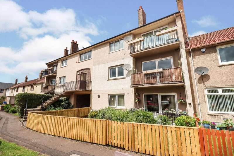 2 Bedrooms Apartment Flat for sale in The Bowery, Leslie, Glenrothes, Fife, KY6