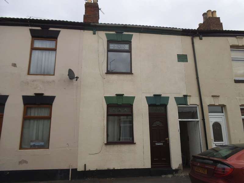 3 Bedrooms Terraced House for rent in Oxford Street, Syston, LE7
