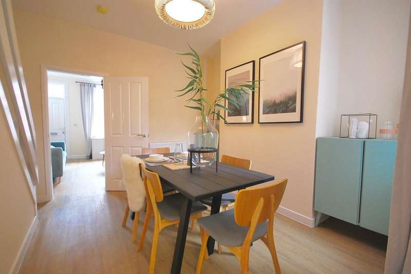 2 Bedrooms Terraced House for rent in Midlothian Street, Clayton, Manchester, Lancashire, M11 4EP