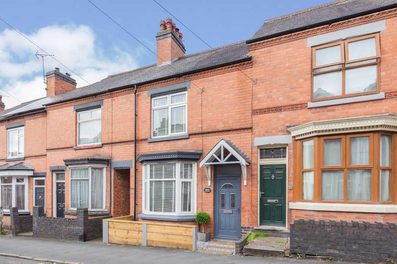 4 Bedrooms House for sale in Queens Road, Hinckley, Leicestershire, LE10