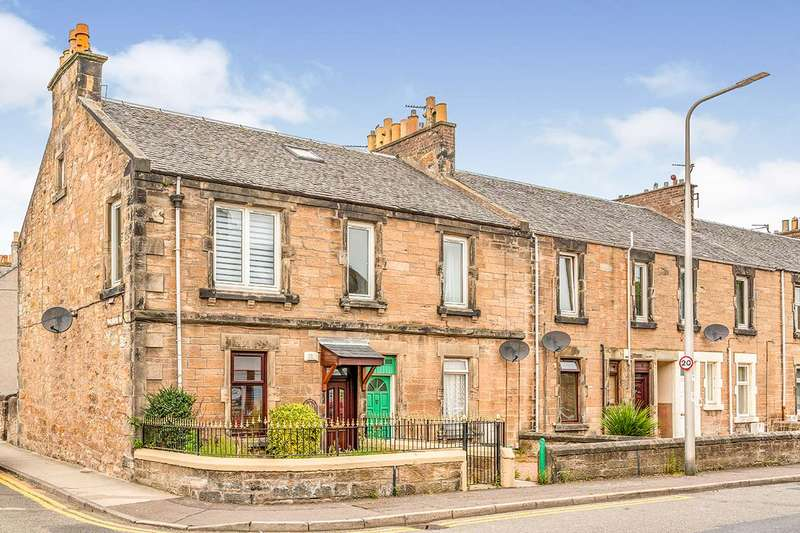 1 Bedroom Apartment Flat for sale in Normand Road, Dysart, Kirkcaldy, Fife, KY1