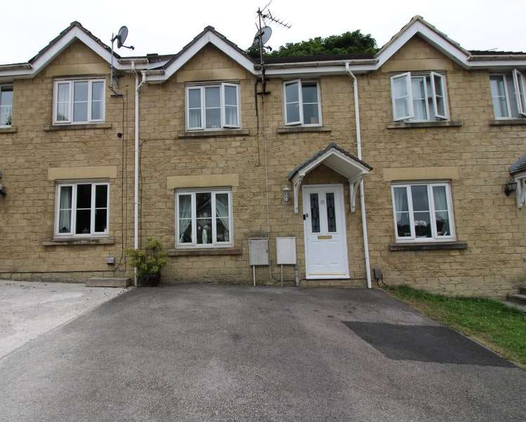 3 Bedrooms Terraced House for sale in Wood Clough Platts, Nelson, Lancashire, BB9