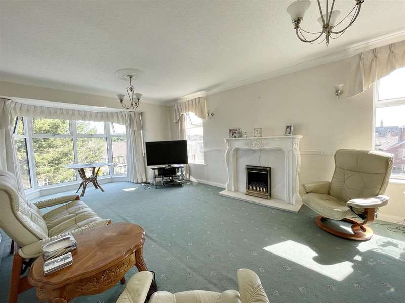 2 Bedrooms Flat for sale in Lowood Lodge, Lowther Terrace, Lytham