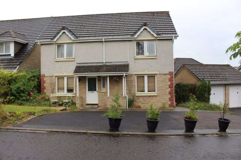 4 Bedrooms Property for sale in Brodick Gardens, Dunfermline