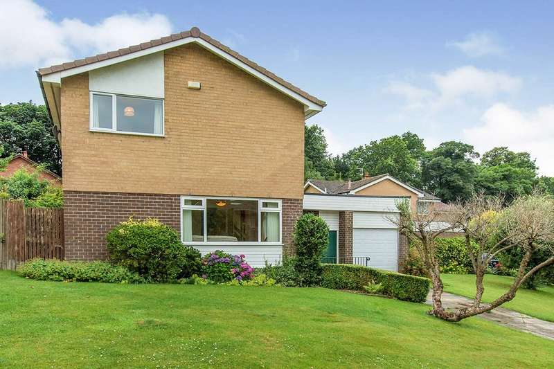 4 Bedrooms Detached House for sale in Edale Close, Leyland, PR25