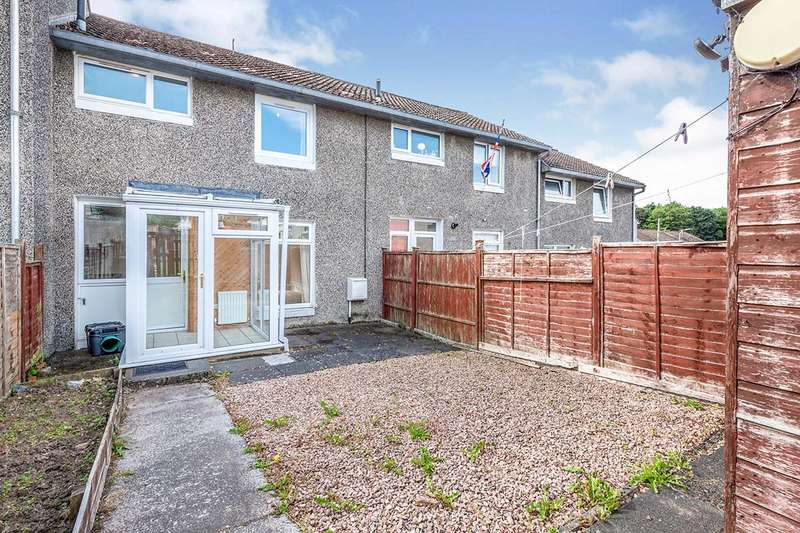 2 Bedrooms House for sale in Marmion Drive, Glenrothes, Fife, KY6