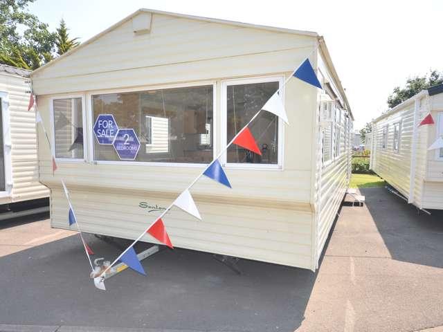 2 Bedrooms Caravan Mobile Home for sale in Steeple Bay, Steeple, Southminster