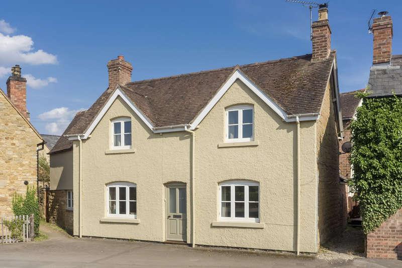 3 Bedrooms Detached House for sale in High Street, Mickleton