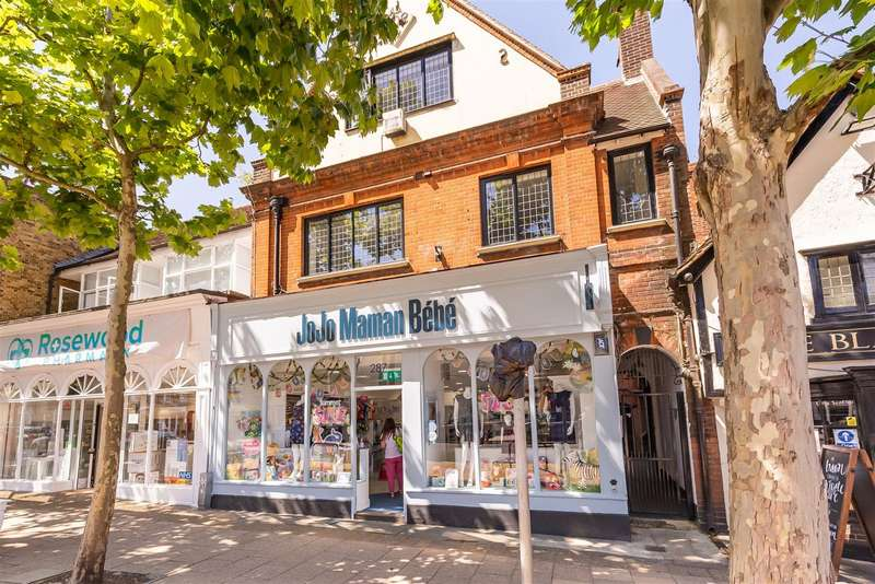 1 Bedroom Flat for sale in High Street, Epping