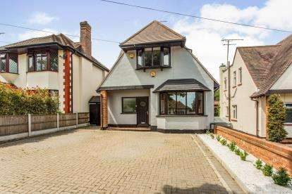 5 Bedrooms Detached House for sale in Westcliff-On-Sea, ., Essex
