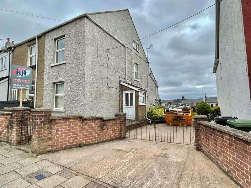 3 Bedrooms Property for sale in Belle Vue Road, Cinderford