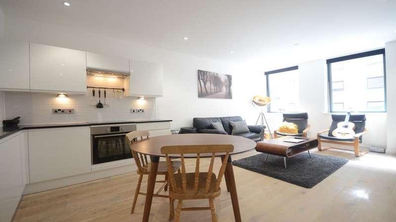 1 Bedroom Flat for sale in Garrard House, Garrard Street, Reading