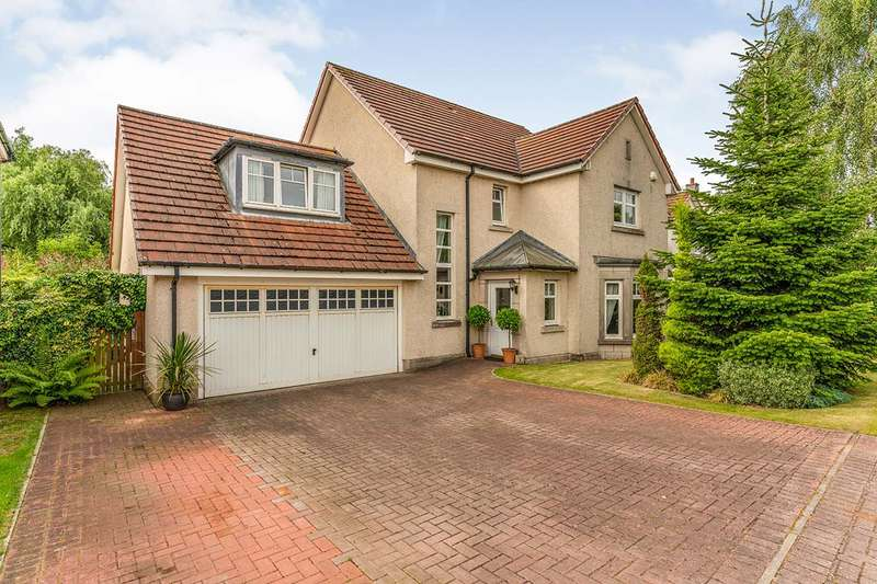 5 Bedrooms Detached House for sale in Lorn Place, Dunfermline, Fife, KY11